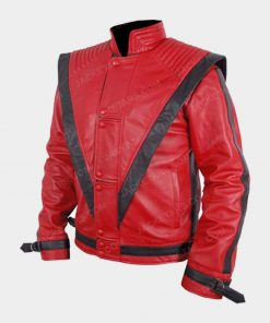 Michael Jackson Thriller Leather Jackets