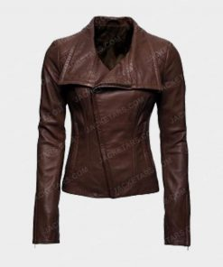 Arrow Marie Anderson Lyla Michaels Jacket