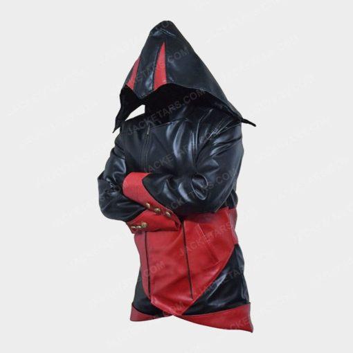 Assassins Creed Hoodie Arno Jacket