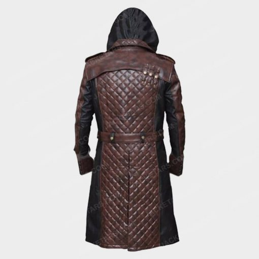 Assassins Creed Jacob Frye Brown Coats
