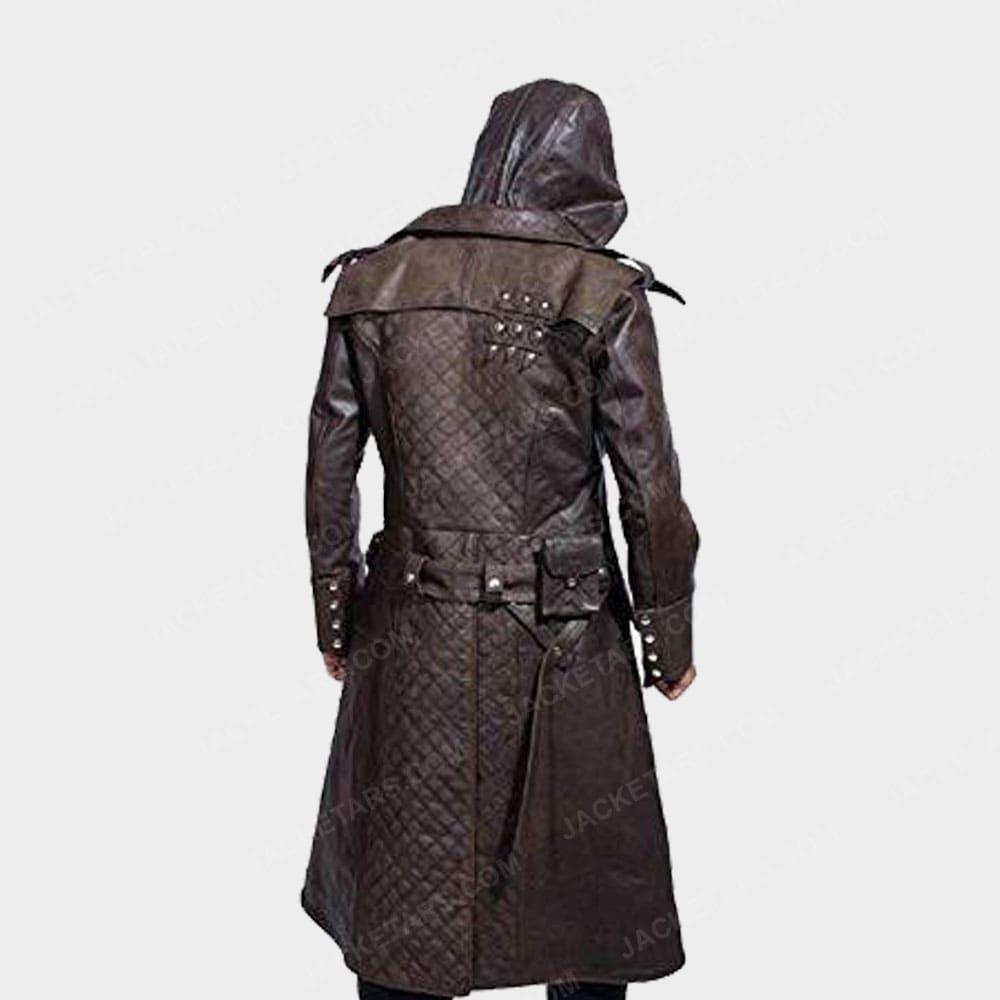 Assassins Creed Jacob Frye Leather Coat Assassins Creed Arno Coat