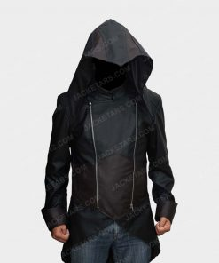 Assassins Creed Unity Arno Black Jacket