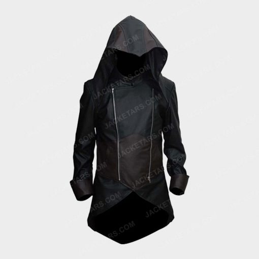 Assassins Creed Unity Arno Leather Jacket