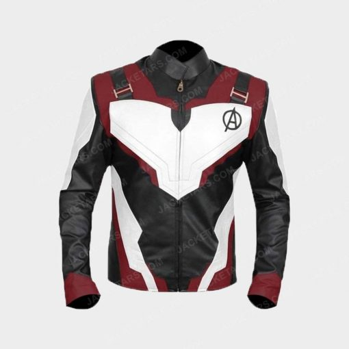Avengers Quantum Realm Leather Jacket