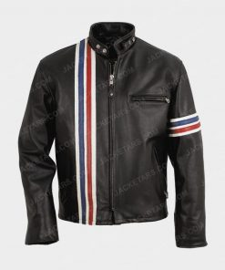 Easy Rider Peter Fonda Black Jacket