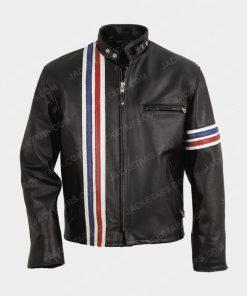 Easy Rider Peter Fonda Black Jacket