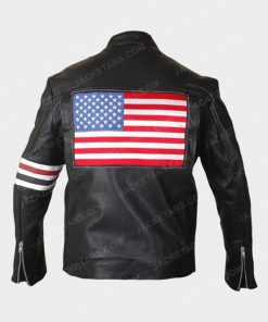 Easy Rider Peter Fonda Leather Jacket