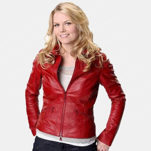Emma Swan Red Jacket