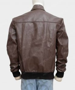 Happy Days Fonzie Herbert Brown Jacket