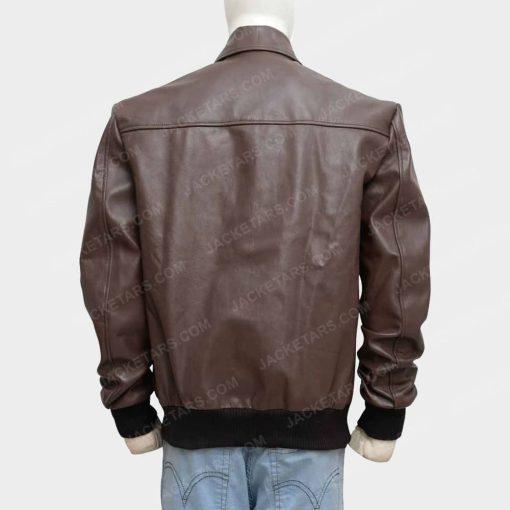 Happy Days Fonzie Herbert Brown Jacket