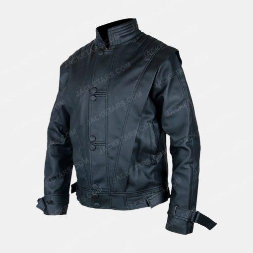 MJ Black Thriller Leather Jacket