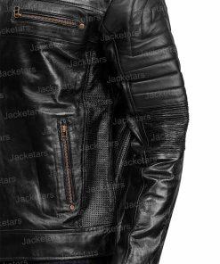 Mens Johnson Leather Jacket