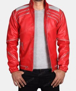 Michael Jackson Beat It Red Jacket