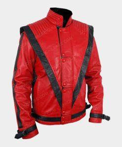 Michael Jackson Thriller Leather Jackets