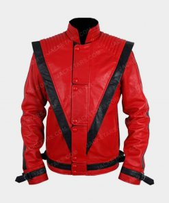 Michael Jackson Thriller Red Jacket