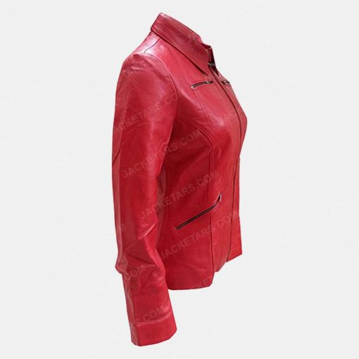 Once Upon A Time Red Jackets