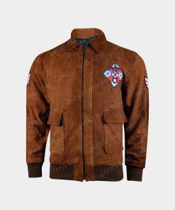 Ryo Hazuki Shenmue 3 Leather Jacket
