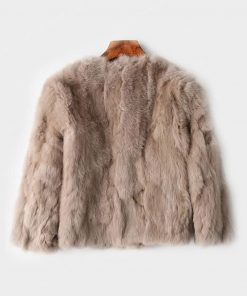 Womens Fur Jacket