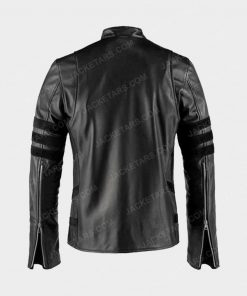 X MEN Wolverine Black Jacket
