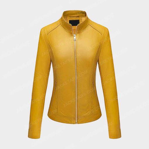 Womens Bellivera Yellow Jacket