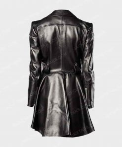 Womens Takitop Leather Jacket