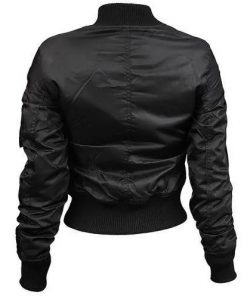 Womens Top Gun MA-1 Bomber Jacket