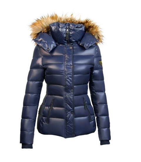 Womens Top Gun Short Down Jacket