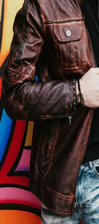 Men Leather Jackets Collection