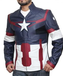 Age of Ultron_Captain America Jacket