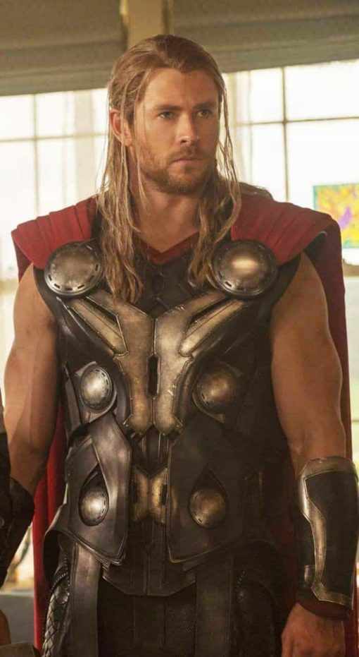 Avengers Age Of Ultron Thor Black Vest