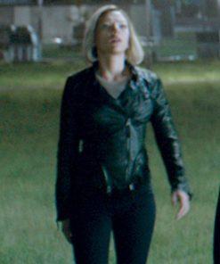 Avengers Endgame Scarlett Johansson Jacket