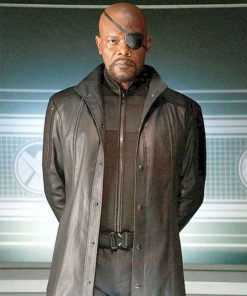 Avengers Nick Fury Coat