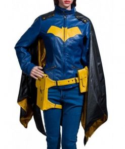 Barbara Gordon Batgirl Jacket