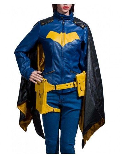 Barbara Gordon Batgirl Jacket