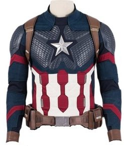 Captain America Endgame Jacket