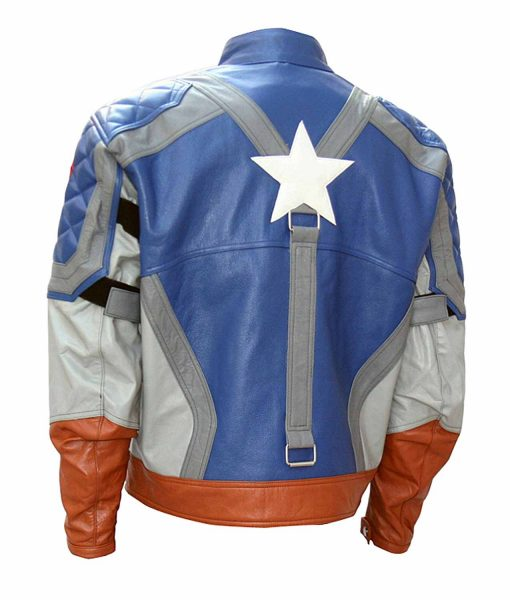 Captain America The First Avengers Jacket