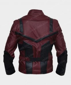 Charlie Daredevil Murdock Leather Jacket