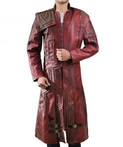 GotG 2 Chris Pratt Star Lord Coat