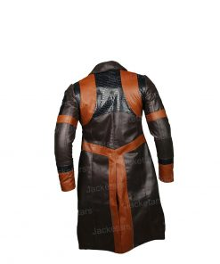 Guardians of the Galaxy Gamora Trench Coat Back.jpg