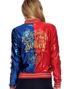 Harley Quinn Suicide Squad Jacket