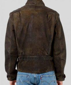 James Bond Skyfall Leather Jacket