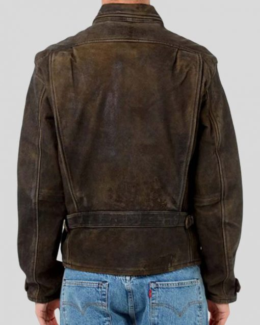James Bond Skyfall Leather Jacket