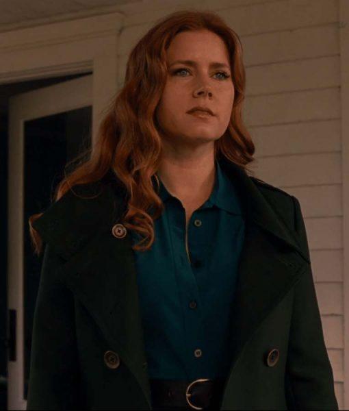 Justice League Amy Adams Jacket