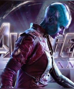 Karen Gillan Avengers Endgame Jacket