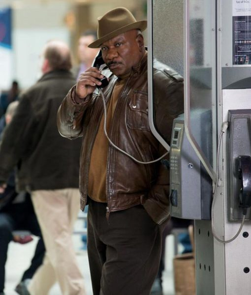 Luther Stickell Mission Impossible 5 Leather Jacket