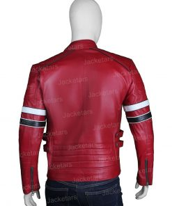 Mens Cafe Racer Red Jacket.jpg