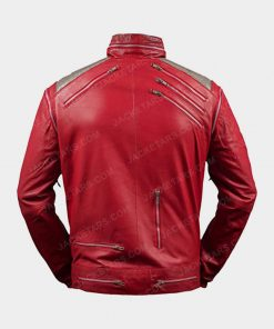 Michael Jackson Beat It Red Jacket