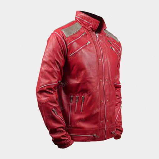 Michael Jackson Red Beat It Jacket