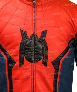 Peter Parker Spider-Man Far From Home Leather Jacket.jpg