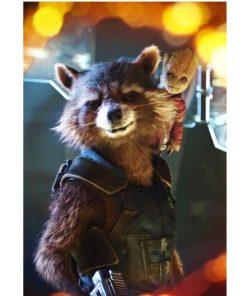 Rocket Raccoon Endgame Cotton Vest